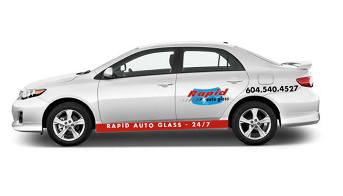 auto glass replacement in vancouver